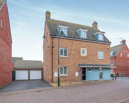 5 Bedrooms Detached House for sale in Dukes Way, Hampton Vale, Peterborough, Cambridgeshire