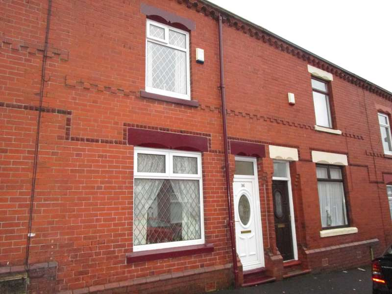 2 Bedrooms Terraced House for sale in Seville Street, Shaw