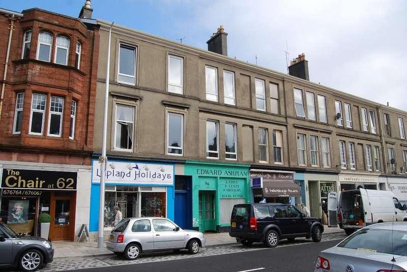 1 Bedroom Flat for rent in West Princes Street, Flat 1/1, Helensburgh, Argyll Bute, G84 8UG