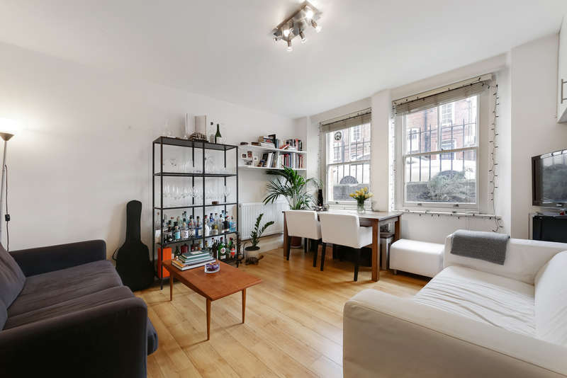 1 Bedroom Flat for sale in Pleasant Place, N1 2DJ