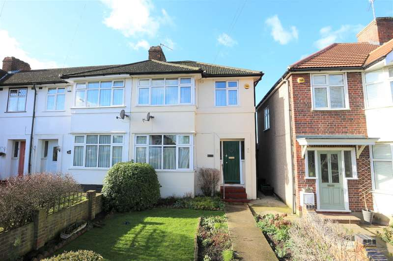 3 Bedrooms End Of Terrace House for rent in Green Lane, Chislehurst, BR7 6AX