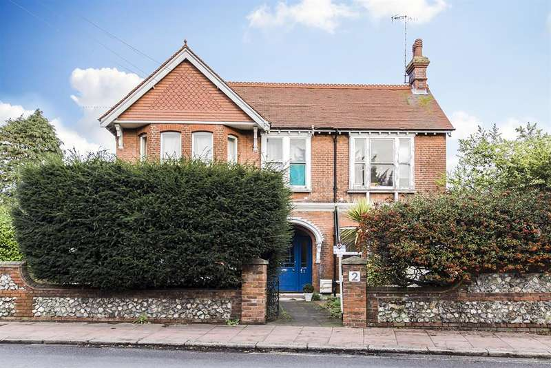 1 Bedroom Ground Flat for sale in Mill Road, Worthing, West Sussex, BN11 4JJ