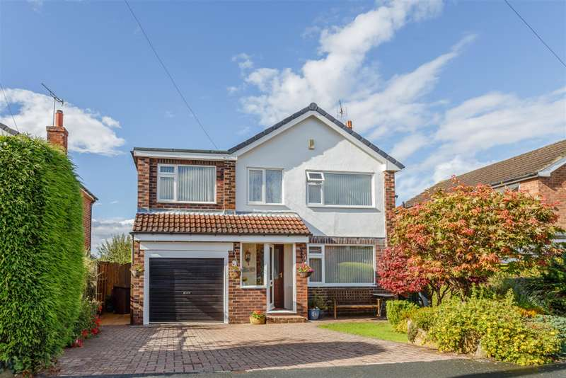 4 Bedrooms Detached House for sale in Priory Close, Wetherby, LS22 7TH
