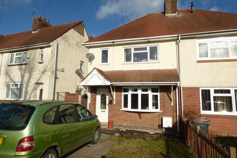 3 Bedrooms Semi Detached House for sale in Haunchwood Road, Stockingford, Nuneaton, CV10