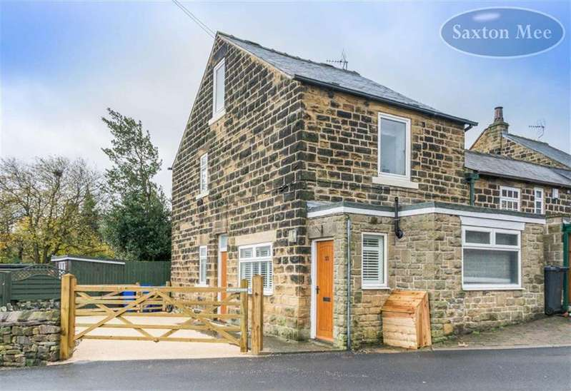 2 Bedrooms Cottage House for sale in Top Side, Grenoside, Sheffield, S35