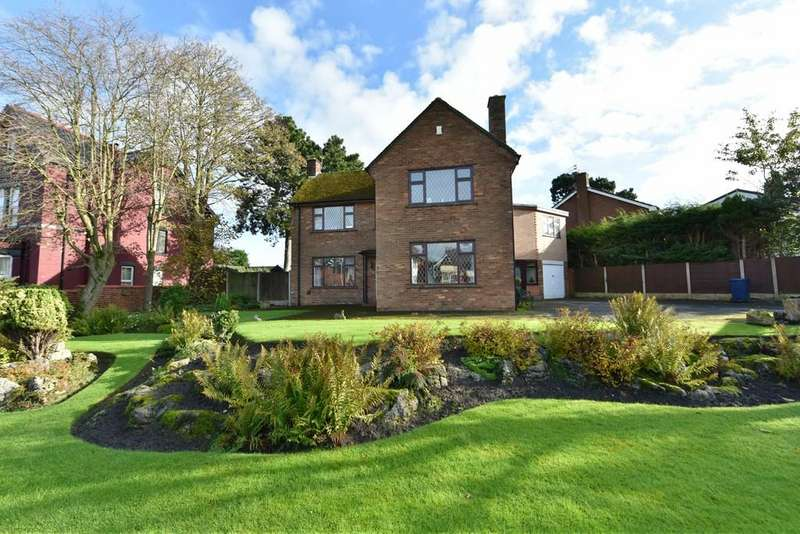 4 Bedrooms Detached House for sale in Junction Lane, Burscough