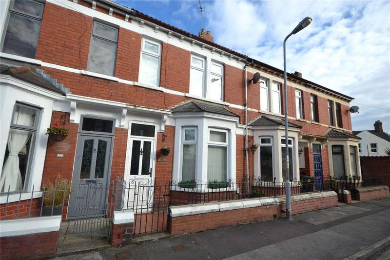 3 Bedrooms Terraced House for sale in Seymour Street, Splott, Cardiff, CF24