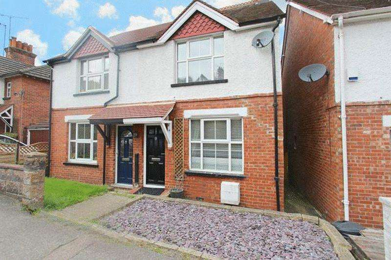 2 Bedrooms Semi Detached House for sale in Croydon Road, Caterham
