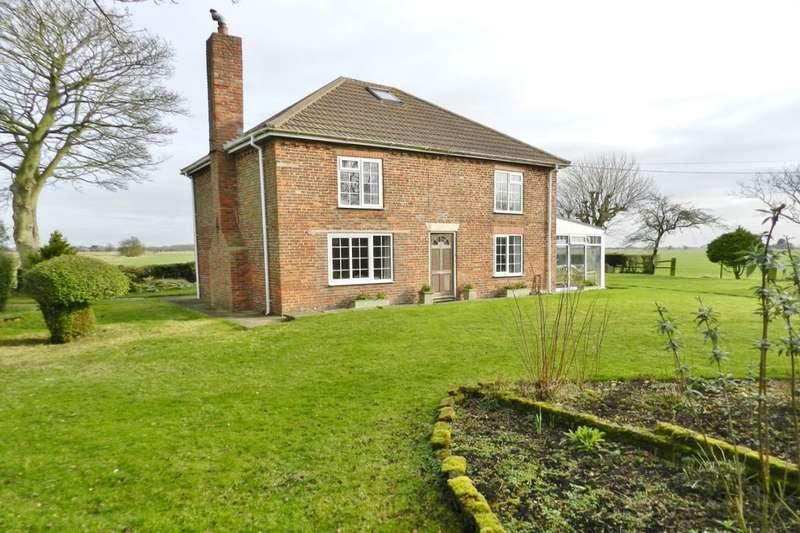 4 Bedrooms Detached House for sale in Highgate, Theddlethorpe, Mablethorpe, LN12