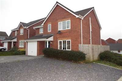 4 Bedrooms House for rent in Snowgoose Way; Milliners Green; ST5