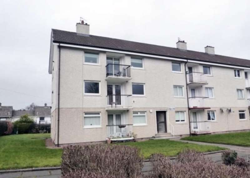 2 Bedrooms Flat for rent in Lindores Drive, Glasgow, South Lanarkshire, G74