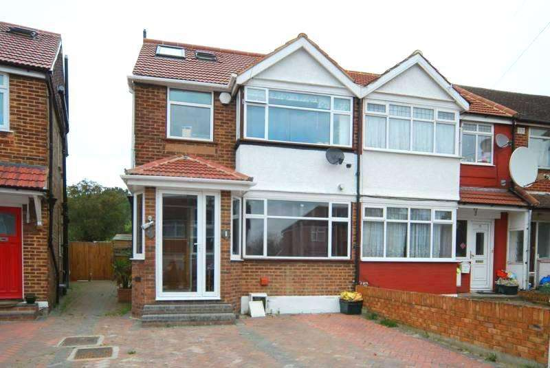 3 Bedrooms House for rent in Jubilee Road, Perivale, Greenford