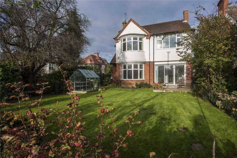 4 Bedrooms Detached House for sale in Pierremont Drive, Darlington, County Durham, DL3