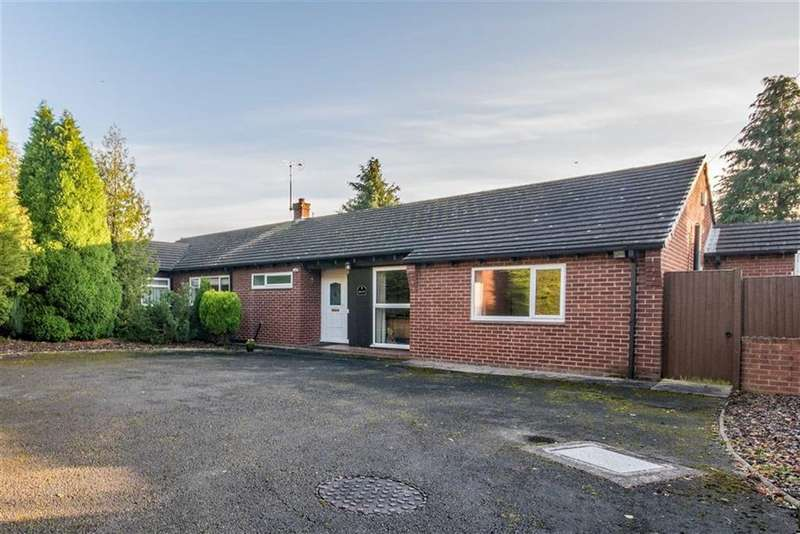 5 Bedrooms Detached Bungalow for sale in Church Lane, Farndon, Chester, Chester