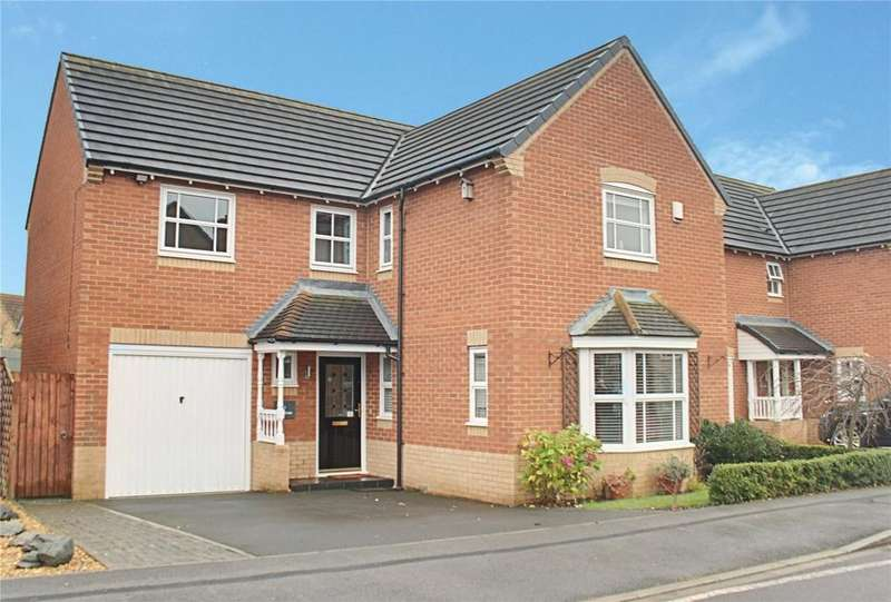 4 Bedrooms Detached House for sale in The Orchard, Ingleby Barwick