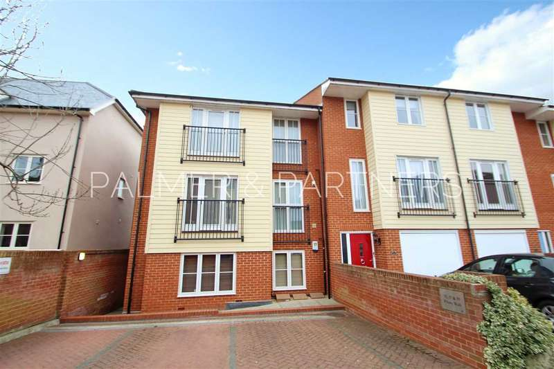 2 Bedrooms Apartment Flat for sale in Priory Walk, Sudbury