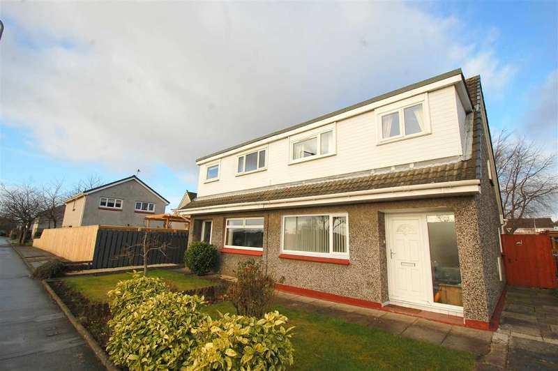 3 Bedrooms Semi-detached Villa House for sale in Moray Park, Dalgety Bay