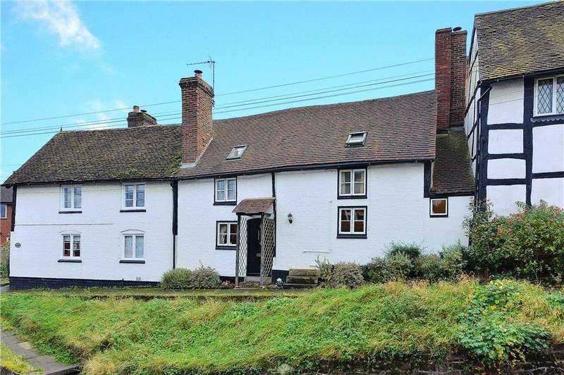 3 Bedrooms End Of Terrace House for sale in Wyre Hill, Bewdley, Worcestershire, DY12