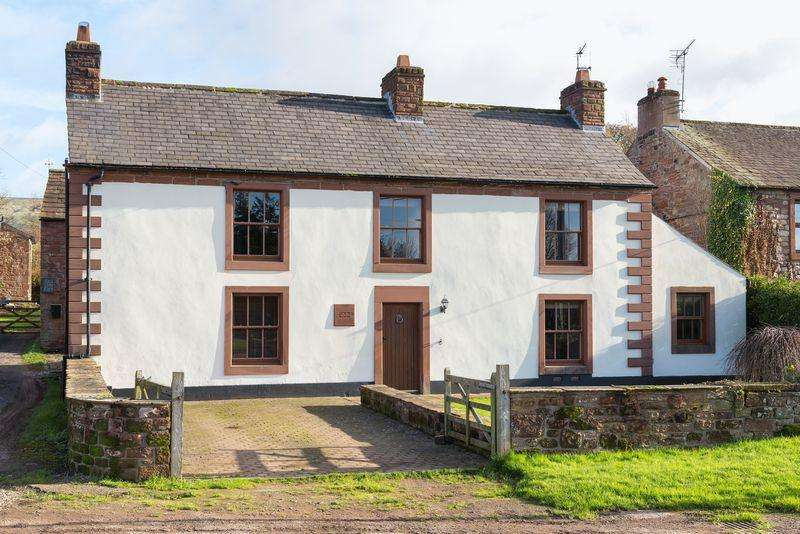 3 Bedrooms Detached House for sale in Red Lion House, Gamblesby, Penrith