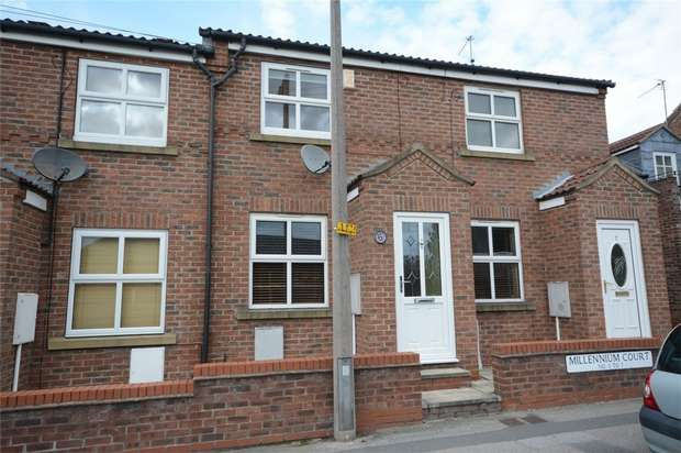 2 Bedrooms Town House for rent in Millennium Court, Hallfield Road, YORK