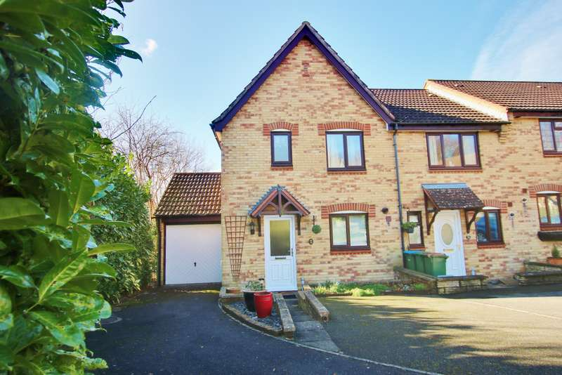 3 Bedrooms End Of Terrace House for sale in POPULAR NETLEY COMMON LOCATION! CHAIN FREE! GARAGE! A MUST SEE!