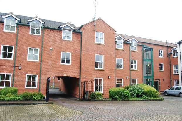 2 Bedrooms Flat for sale in Frog Lane, Lichfield, Staffordshire
