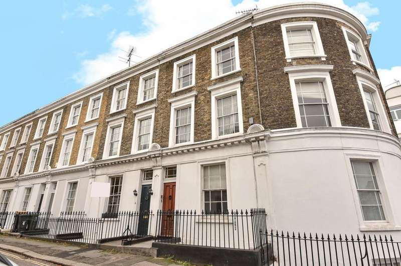 4 Bedrooms Terraced House for sale in Hanover Gardens, SE11