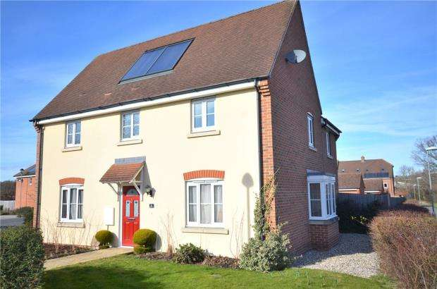 4 Bedrooms Detached House for sale in Jardine Place, Bracknell, Berkshire