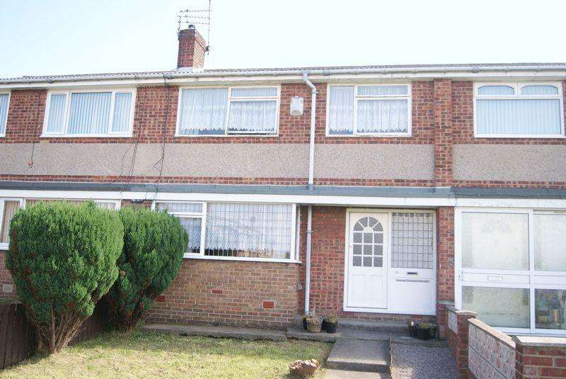 3 Bedrooms House for sale in Brierley Close, Blyth