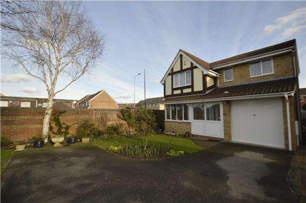 4 Bedrooms Detached House for sale in Great Meadow Road, Bradley Stoke, BRISTOL, BS32 8DE
