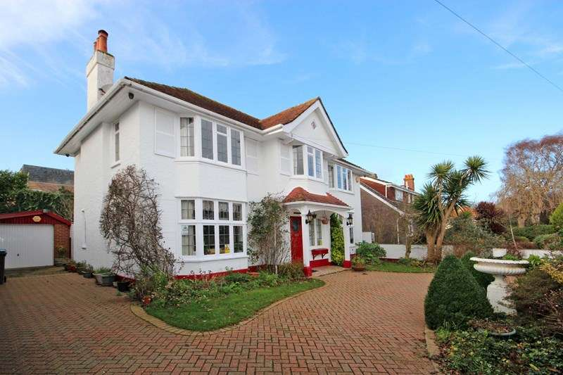 5 Bedrooms Detached House for sale in Ravine Road, Boscombe Manor, Bournemouth