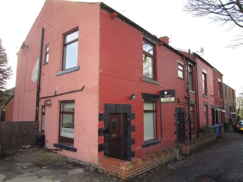 2 Bedrooms Terraced House for sale in Cowlishaw, Shaw