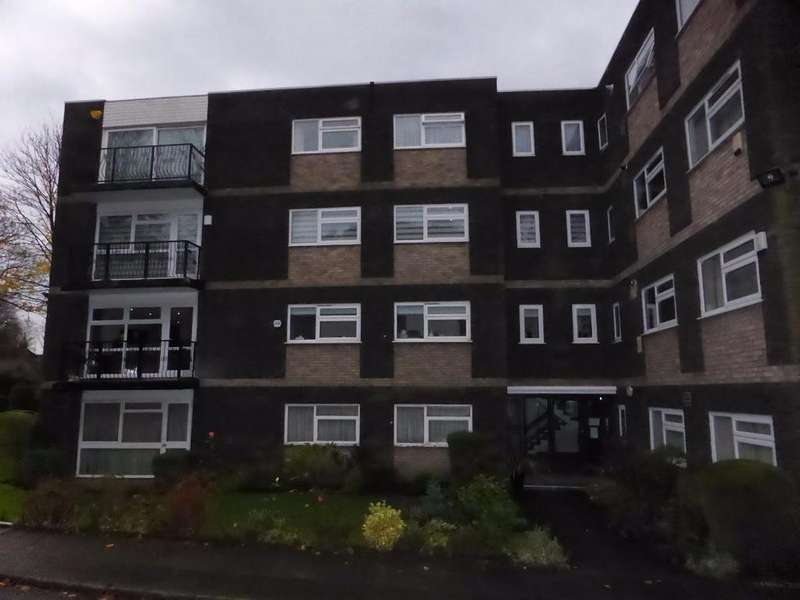 3 Bedrooms Flat for sale in Ingledene Court