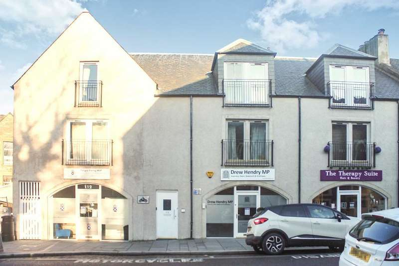 2 Bedrooms Flat for sale in Church Street, Inverness, IV1 1EP