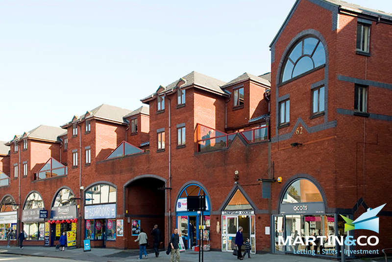 1 Bedroom Property for sale in Lingfield Court, High Street, Harborne, B17