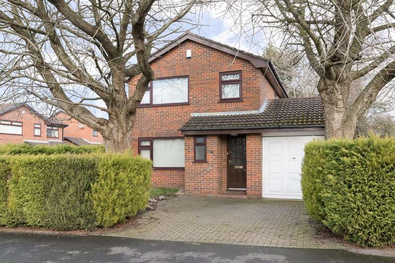 3 Bedrooms Detached House for sale in Valley Road, Heaton Mersey