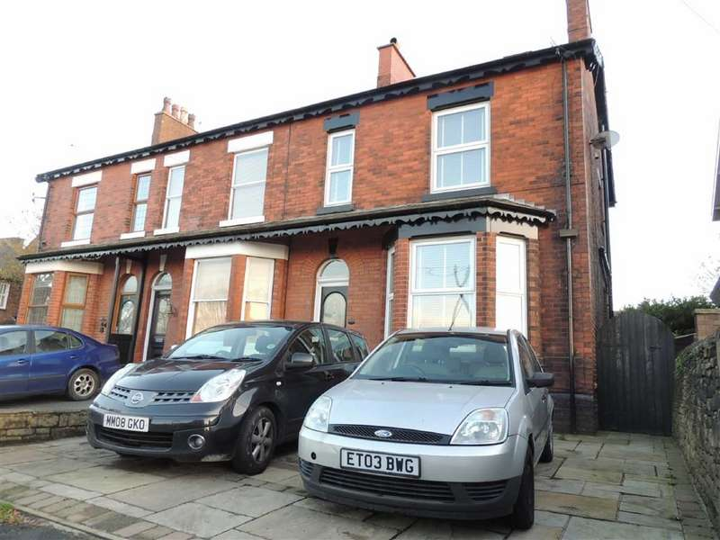 4 Bedrooms Semi Detached House for sale in Hibbert Lane, Marple, Stockport
