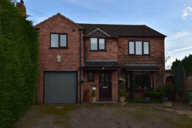 4 Bedrooms Detached House for sale in Worcester Road, Wychbold, Droitwich, WR9