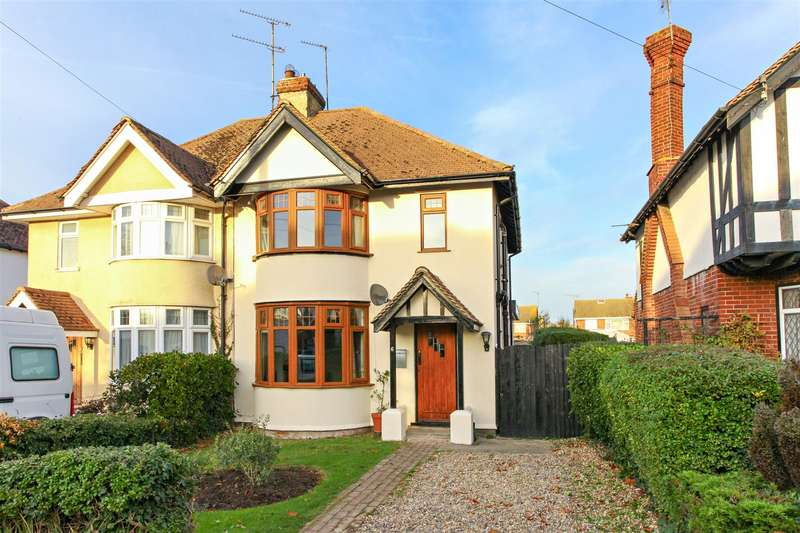 3 Bedrooms Semi Detached House for sale in Thurston Park, Whitstable