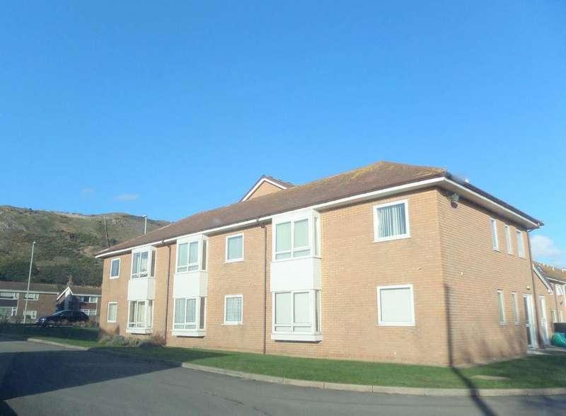 1 Bedroom Retirement Property for sale in Gloddaeth Avenue, Llandudno