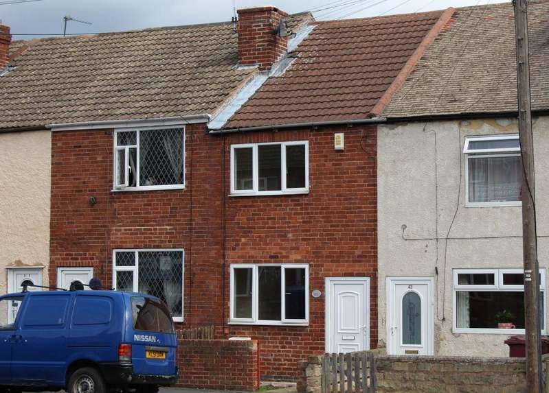 3 Bedrooms Terraced House for sale in 41, Duke Street, Creswell