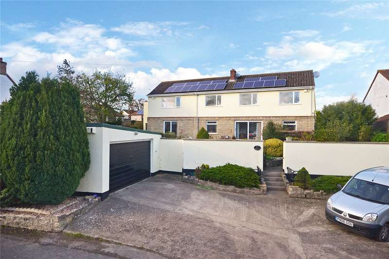 5 Bedrooms Detached House for sale in Rye, Puriton, Bridgwater, TA7