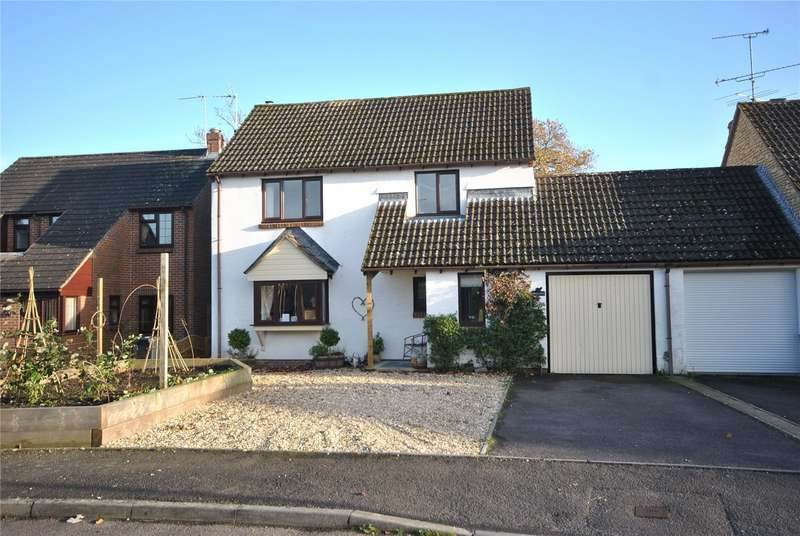 3 Bedrooms House for sale in Glynsmead, Tatworth, Chard, Somerset, TA20