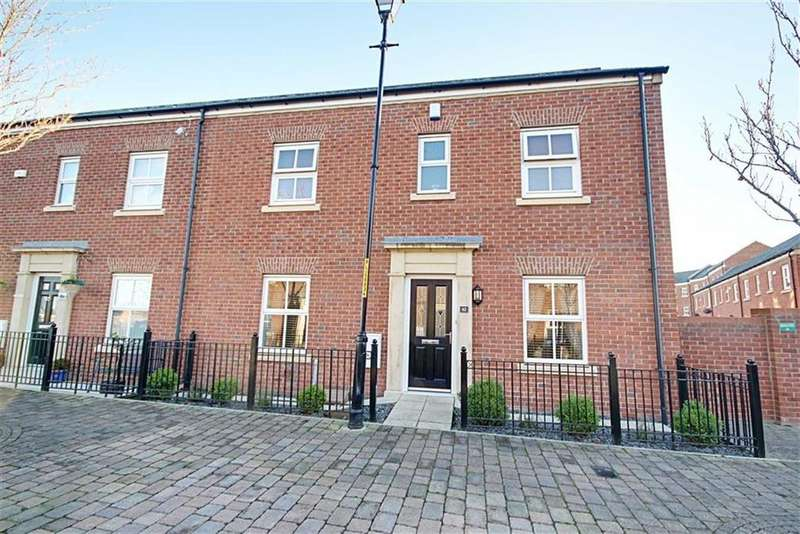 3 Bedrooms Semi Detached House for sale in Sea Winnings Way, South Shields, Tyne And Wear