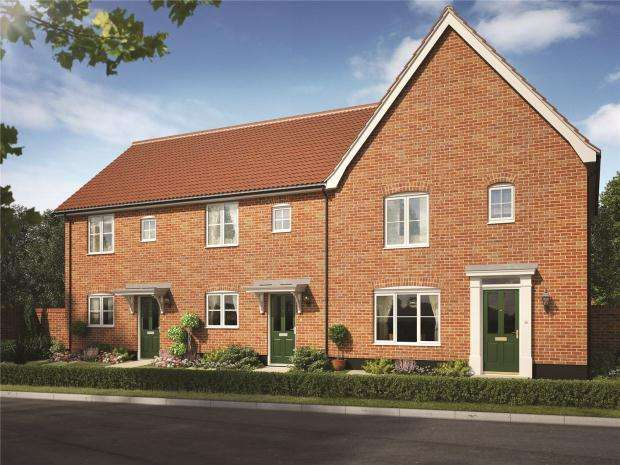 2 Bedrooms Semi Detached House for sale in North Walsham, Norwich