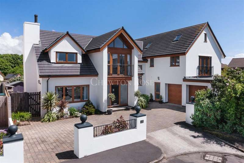 6 Bedrooms Detached House for sale in Nottage, Porthcawl