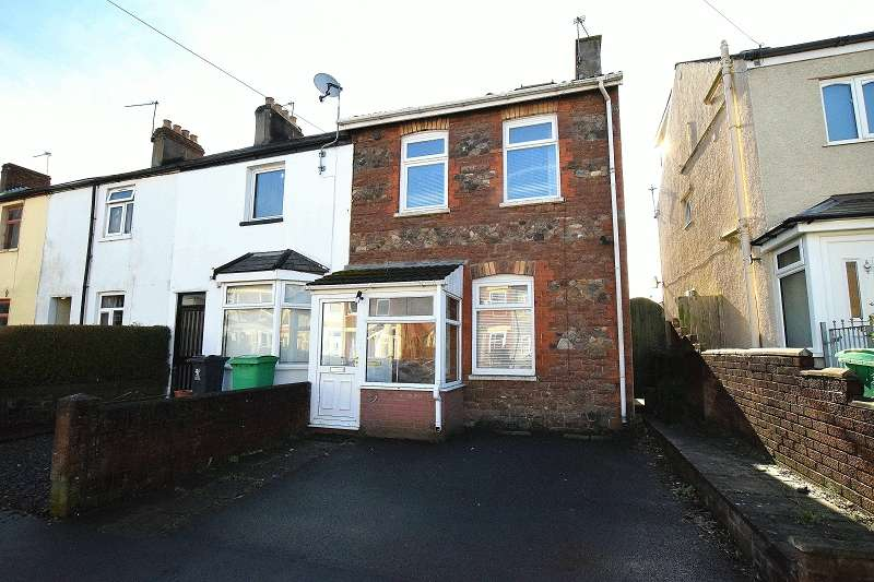 3 Bedrooms End Of Terrace House for sale in Watson Road, Llandaff North, Cardiff. CF14 2JA