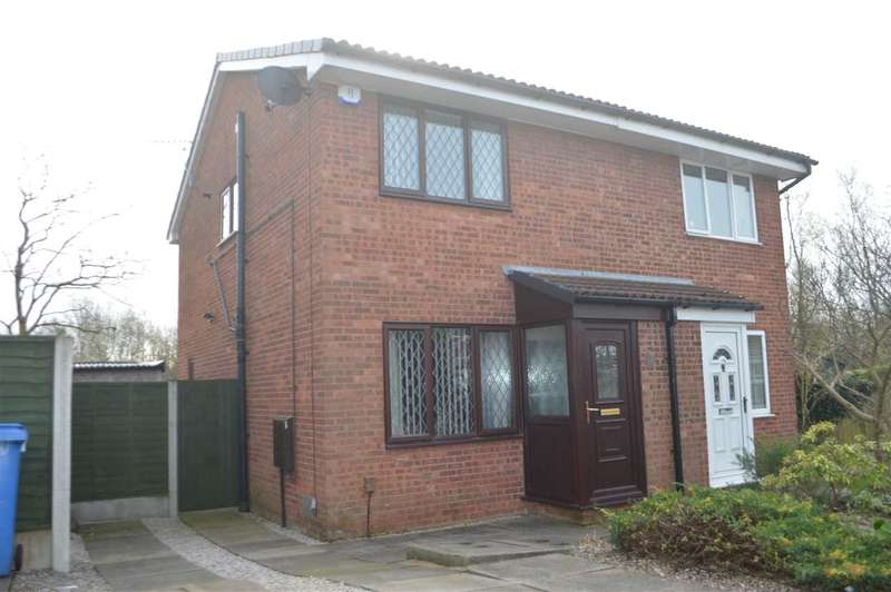 2 Bedrooms Semi Detached House for sale in Draperfield, Eaves Green, Chorley