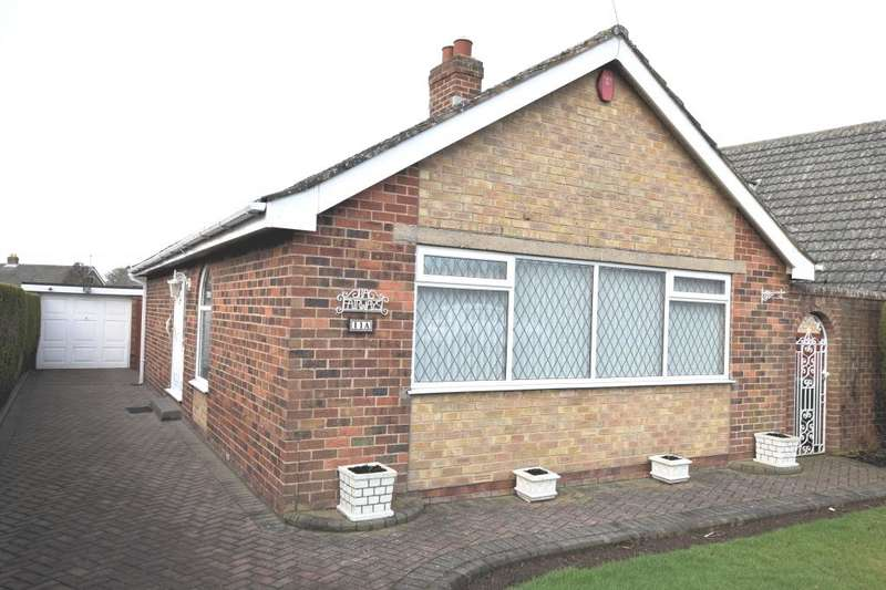 2 Bedrooms Detached Bungalow for sale in Church Lane, Cayton, Scarborough, North Yorkshire YO11 3SA