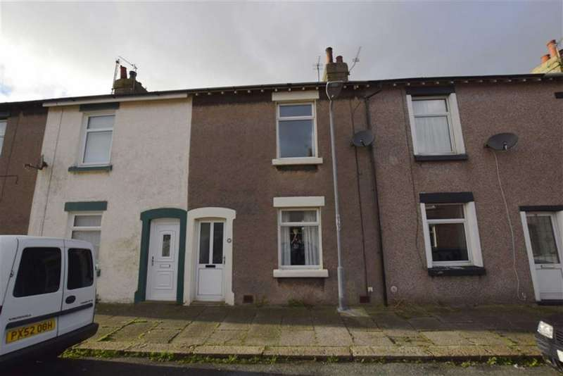 2 Bedrooms Terraced House for sale in Portsmouth Street, Barrow-in-Furness, Cumbria